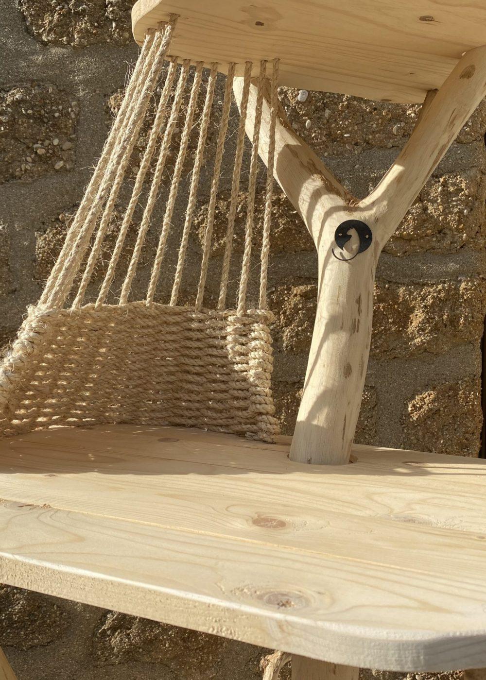 Monarbreachat Grand Format Cabane en corde 5